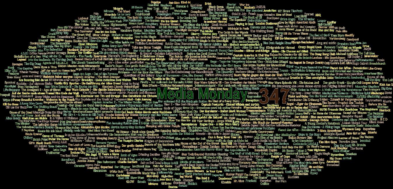 Media-Monday #347