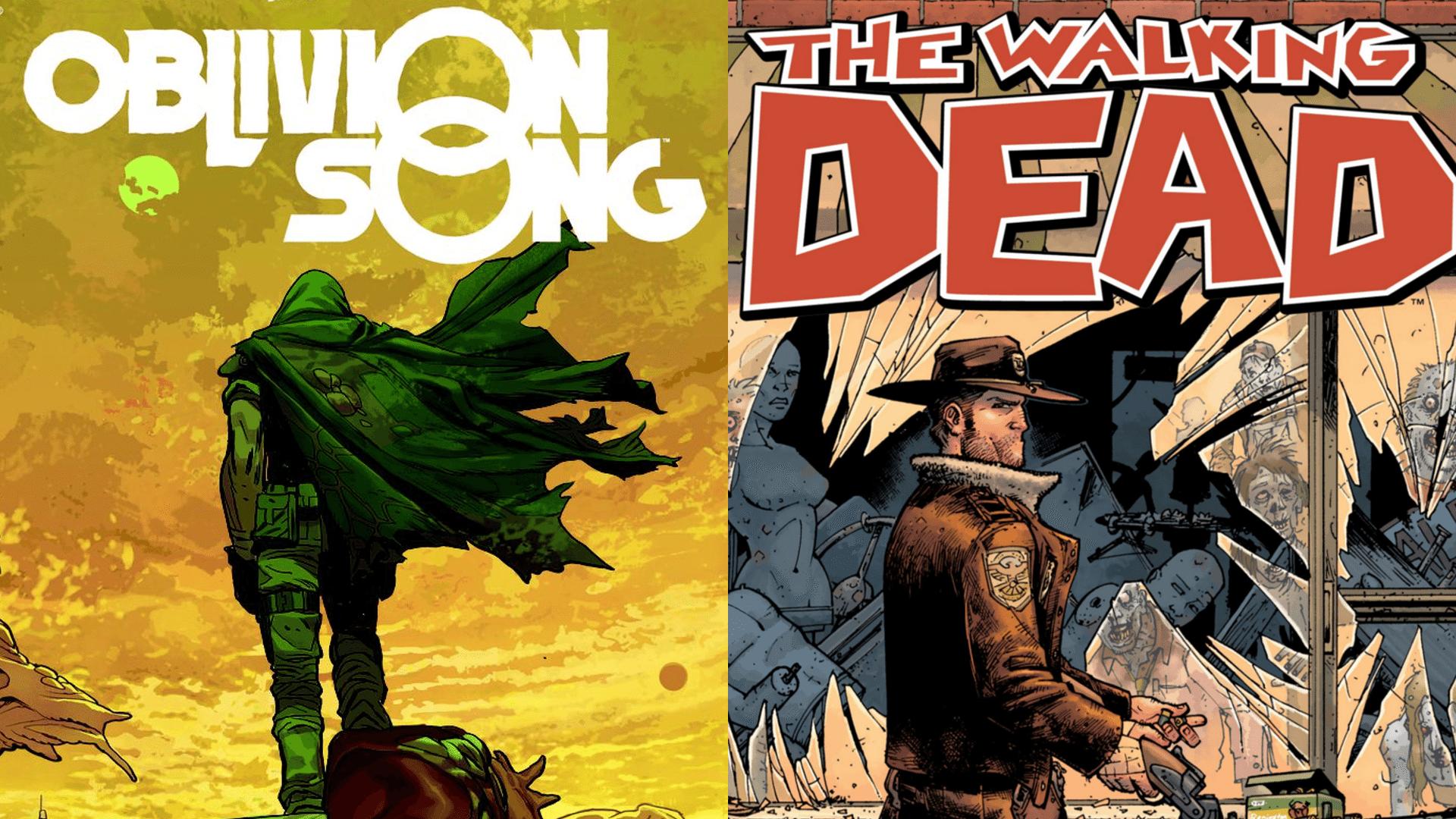 Walking Dead und Oblivion Song