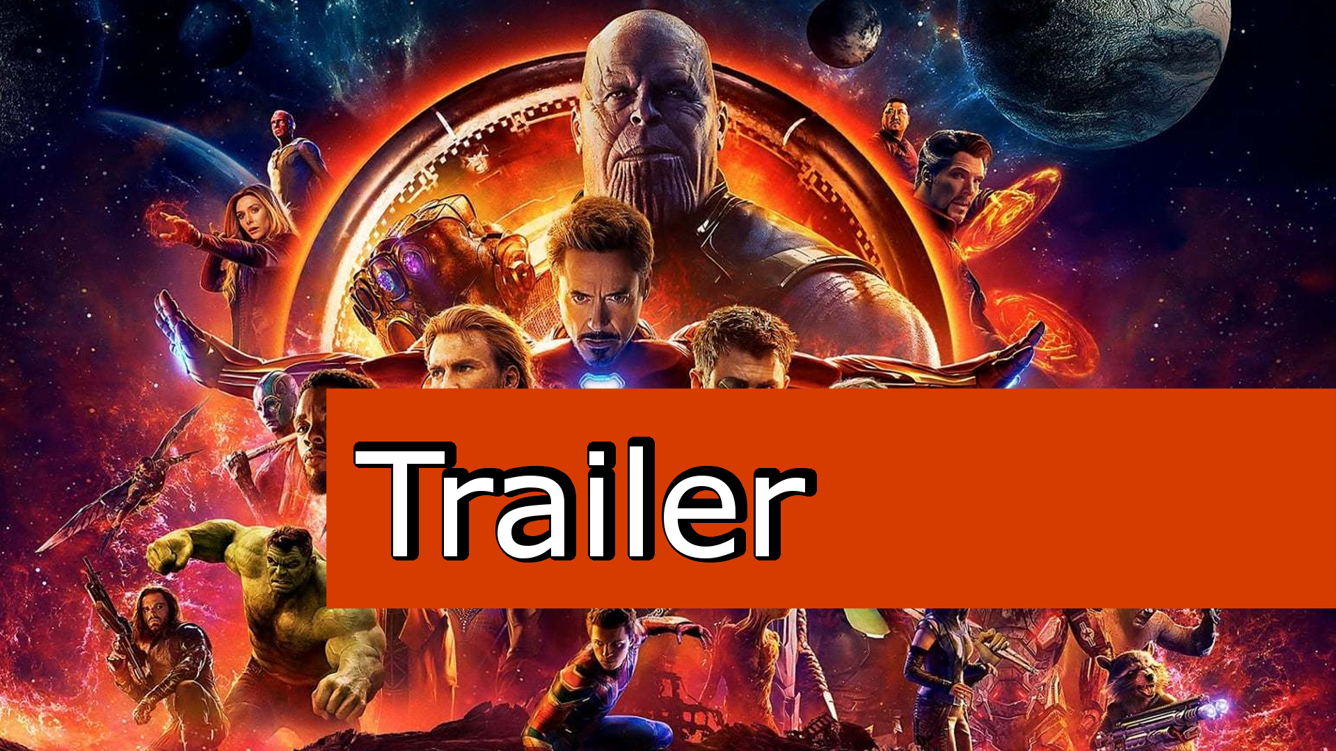 Alle Infinity War Trailer