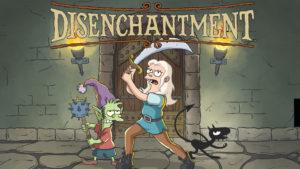 Erster Teaser zu Disenchantment – Neue Serie von Matt Groening