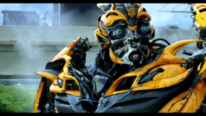Bumblebee Trailer!