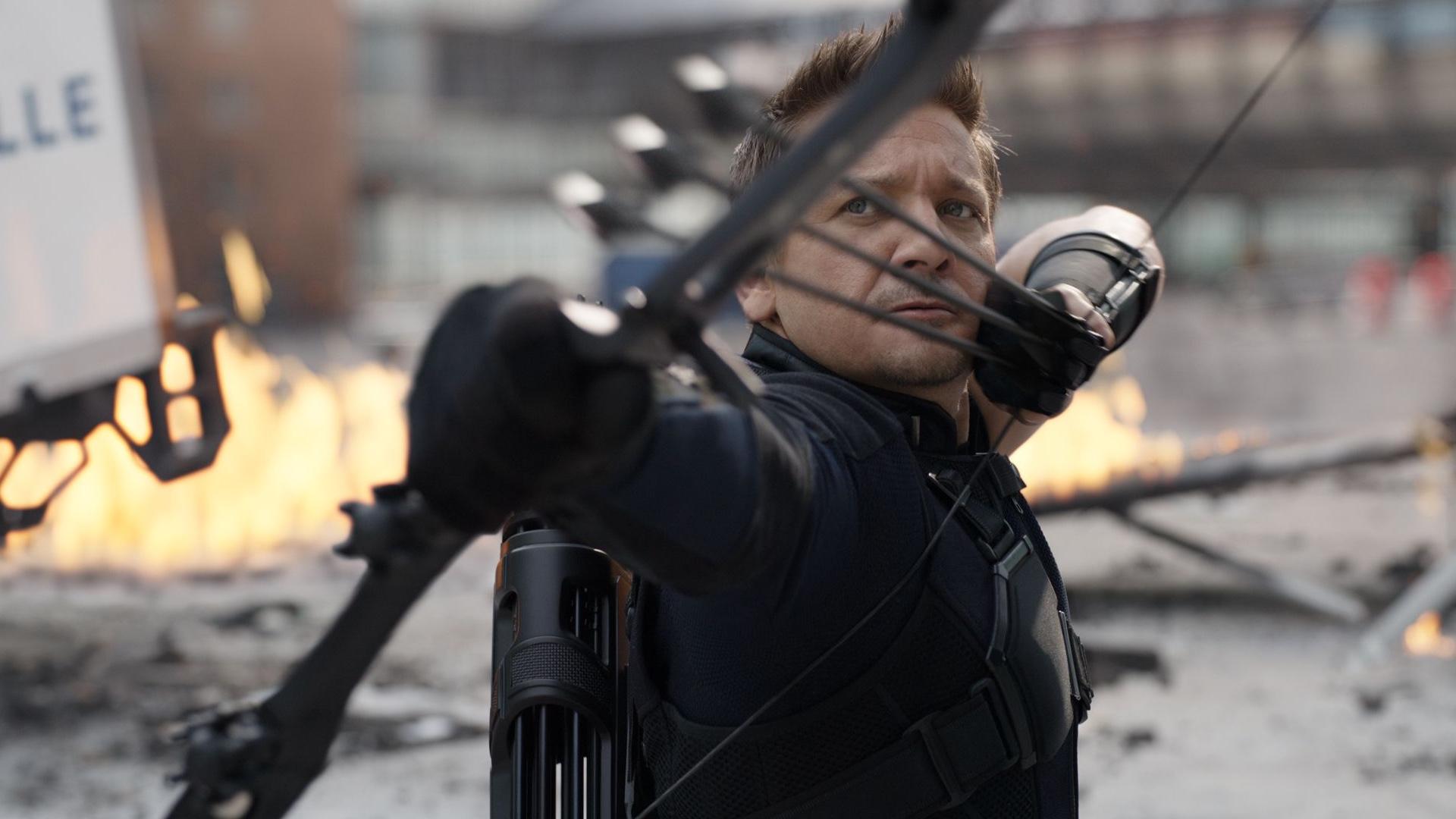 Hawkeye trollt Fans