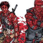 Neuer Comic von Walking Dead Schöpfer: DIE!DIE!DIE!