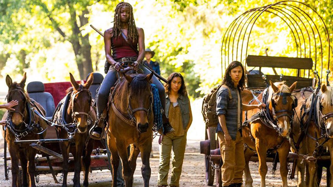 Walking Dead Season 9