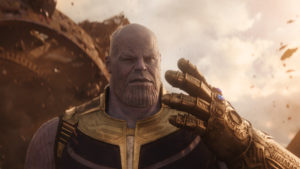 ++Update 1++Thanos Cut von Infinity War?