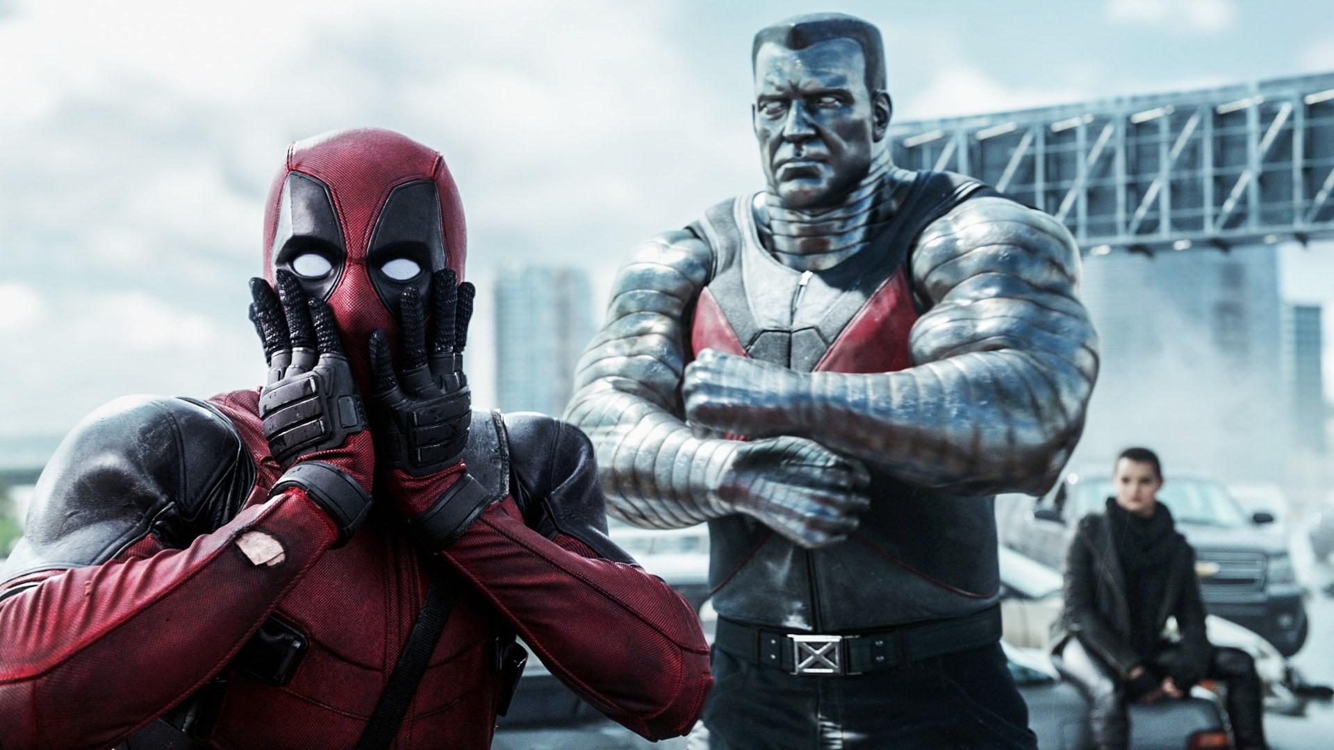 Deadpool trifft auf die Avengers