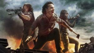 9te Staffel von The Walking Dead wird tierisch