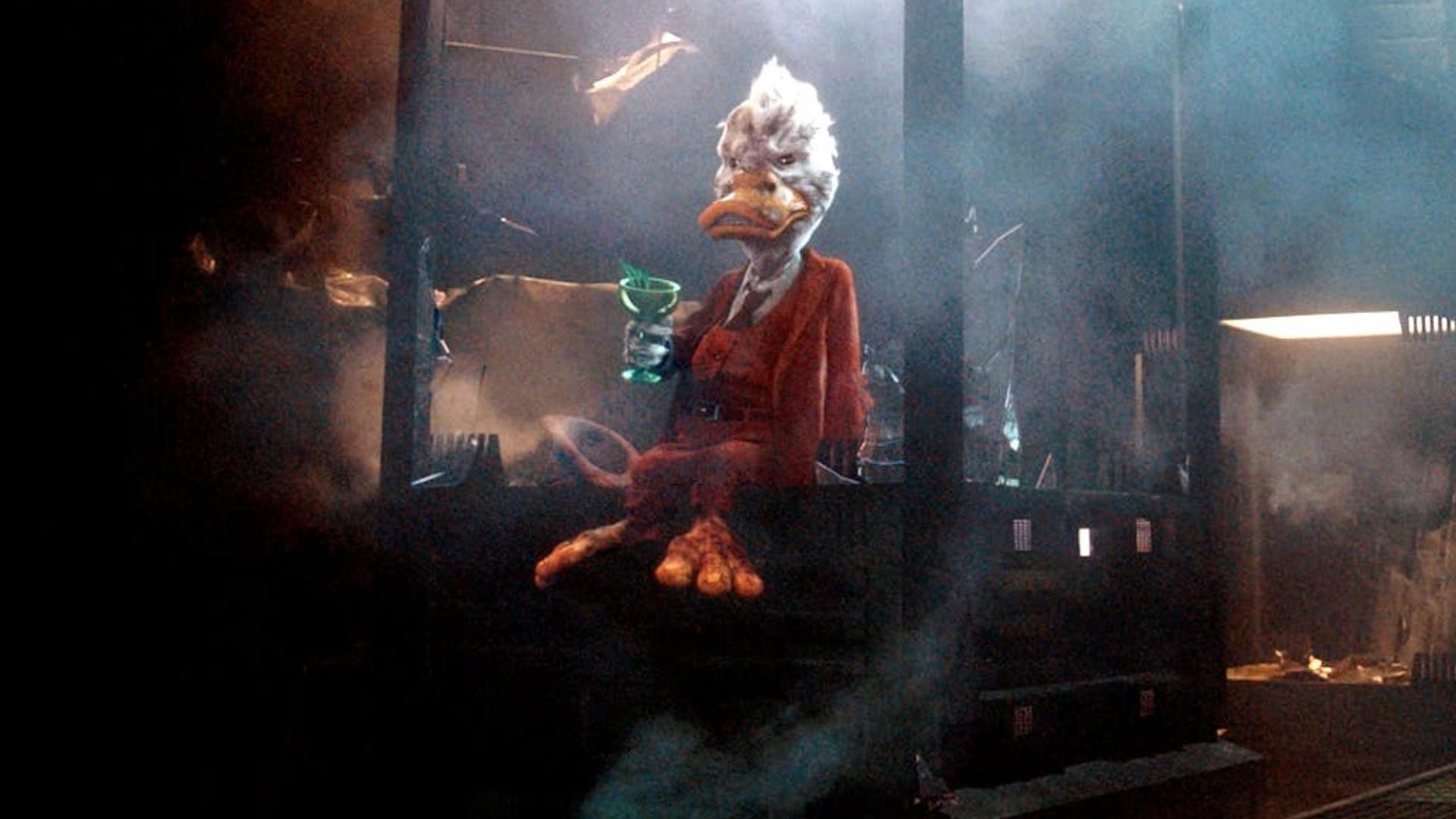 Marvel hat aktuell keine Lust auf Howard the Duck
