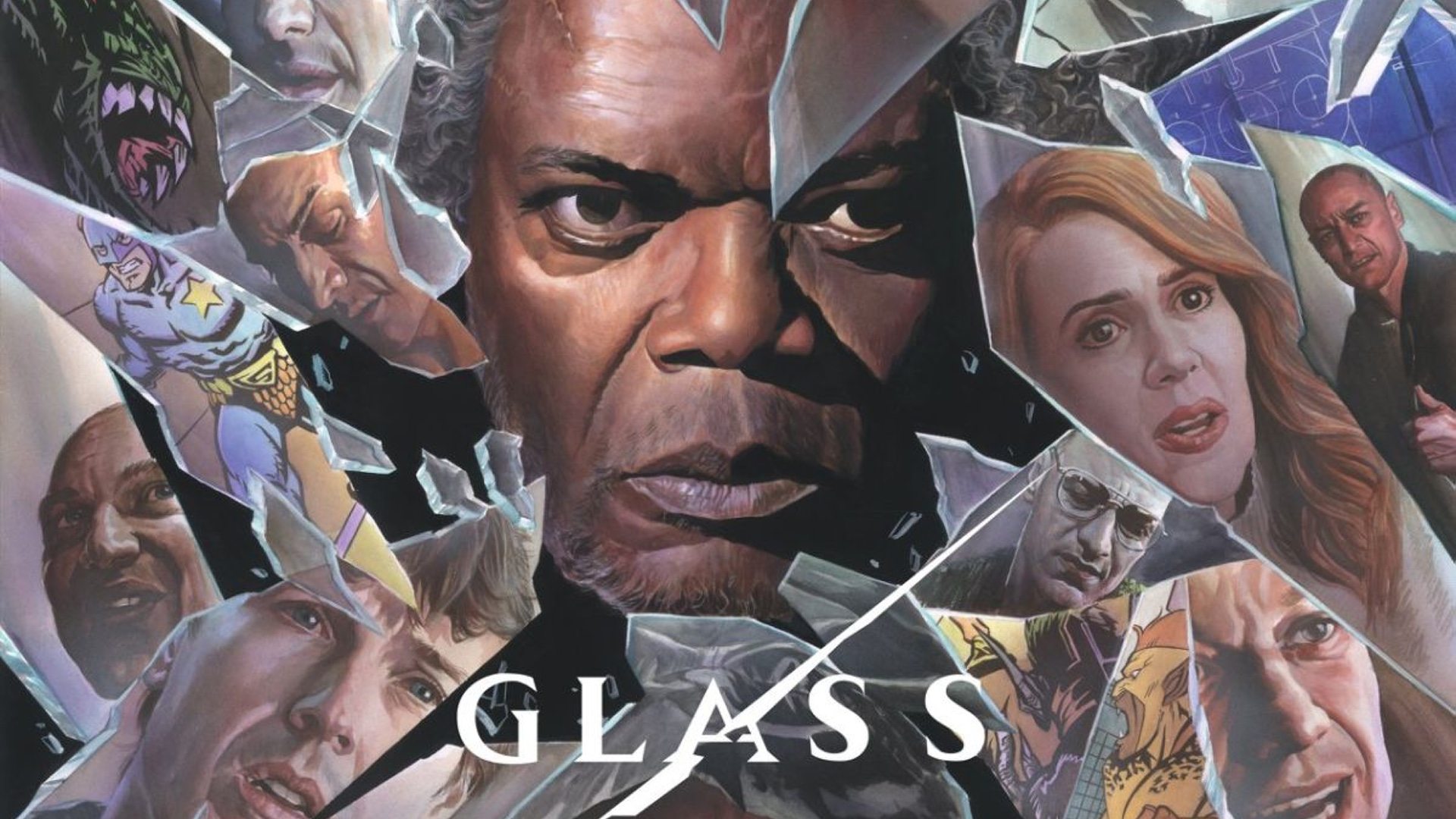 GLASS: Zweiter Trailer zur düsteren Superhelden-Fortsetzung