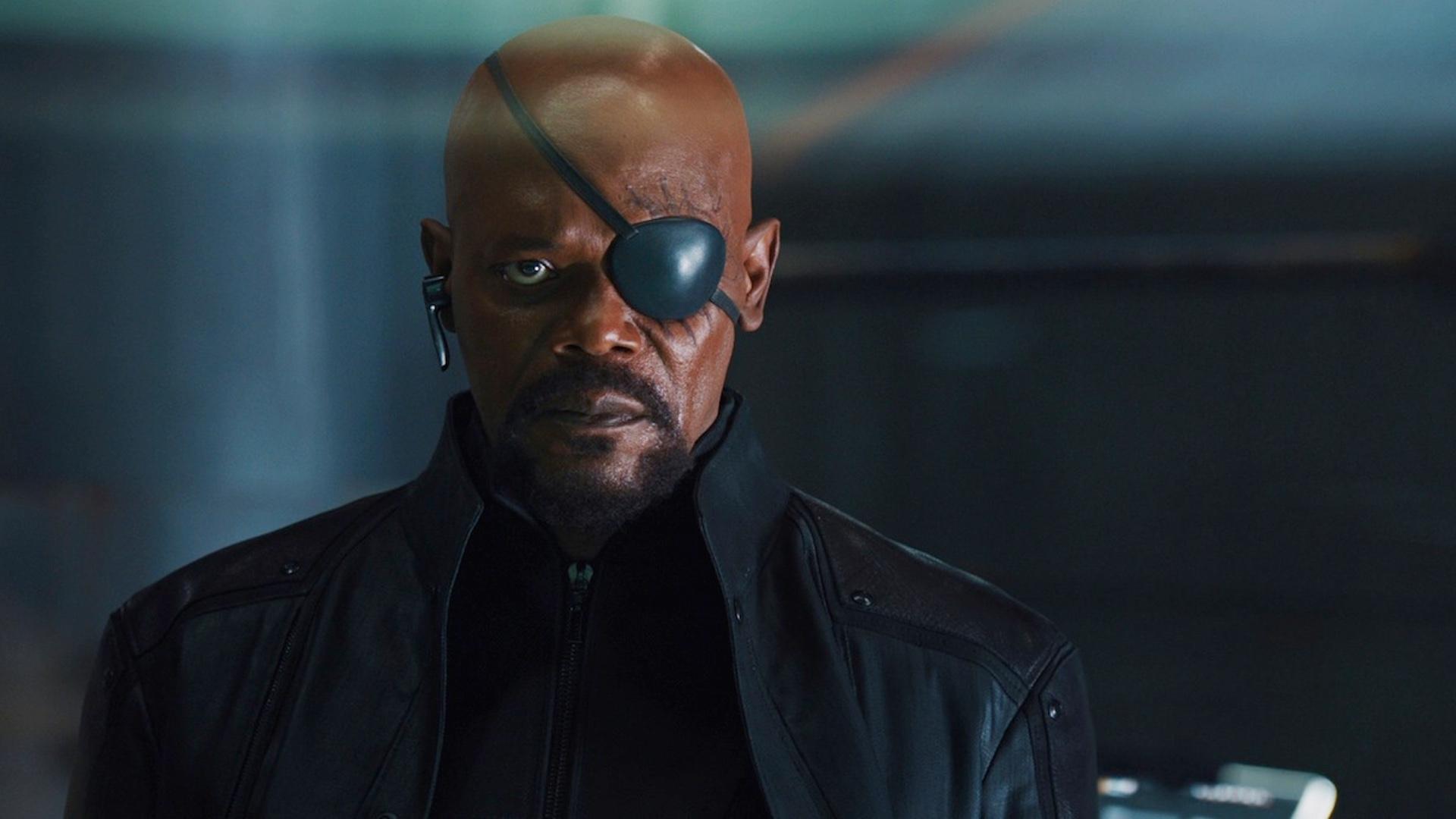 Neue Marvel Serie mit Nick Fury