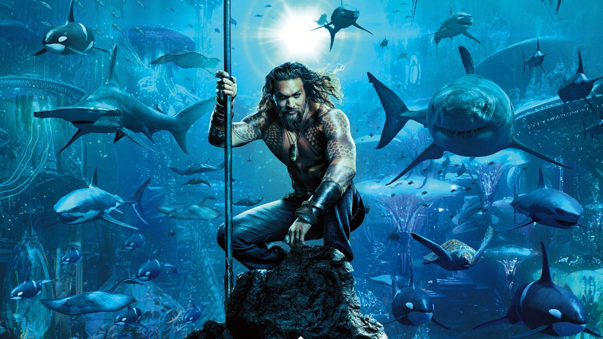 Aquaman könnte für DC zum Erfolg werden