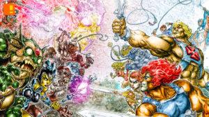 He-Man und die Thundercats – Wenn Kindheitshelden aufeinander treffen
